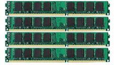 New! 16GB 4x4GB PC3-10600 1333MHZ DDR3 240pin DESKTOP MEMORY