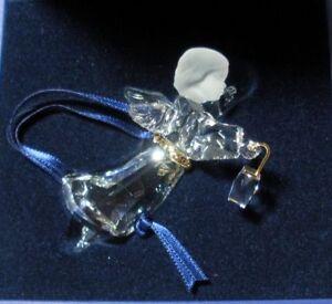 SWAROVSKI SILVER CRYSTAL 2005 CHRISTMAS ANGEL-H/O MINT IN BOX  718996  RETIRED