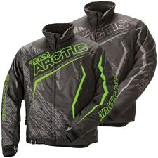 Arctic Cat Men's Precision Pro Flex Insulated Snow Jacket - Green or Black