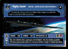 Flagship Executor [Near Mint/Mint] DEATH STAR II star wars ccg swccg