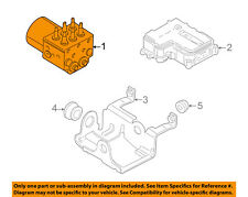 GM OEM ABS Anti-lock Brakes-Modulator Valve 19149234