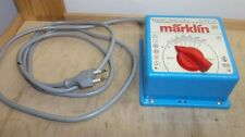 Märklin H0 Transformer 6671 Alternating Current 220 Volt, 16 VA Good Tested