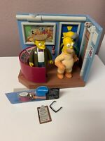 Playmates Simpsons World of Springfield Nuclear Power Plant Not Working