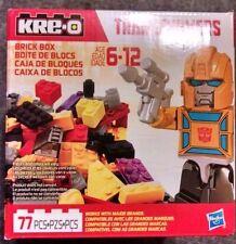 Kre-O Transformers Brick Bumble Bee Box (77pcs) by Hasbro New 2014