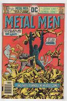 Metal Men #46 (Jun-Jul 1976, DC) Gerry Conway Walter Simonson k