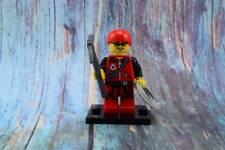 Lego Mini Figure Collectible Series 11 No. 9 Mountain Climber
