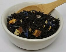 Earl Grey Creme Loose Leaf Tea Bergamot Cornflower Orange Vanilla