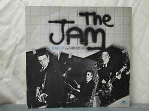 """The Jam:  In the City   UK   1977  EX  FIRST PRESSING    7"""""""