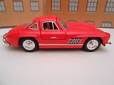 MERCEDES 300SL DIE-CAST Toy Car MODEL boy dad Christmas gift stocking filler NEW