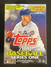2020 Topps Series 1 Baseball 7ct Blaster Box Factory Sealed IN STOCK!!!