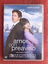 Amor con Preaviso-DVD- Seminuevo
