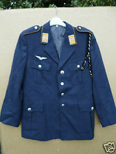 GENUINE GERMAN AIRFORCE OFFICERS TUNIC DATING FROM MID 1970'S