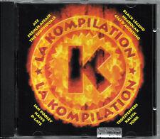 """VARI CD """"LA KOMPILATION"""" (GIGI D'AGOSTINO) 2000 BMG RICORDI 74321798902"""