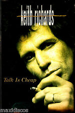 CAS - Keith Richards (THE ROLLING STONES) Talk Is Cheap (SPAIN EDIT.1988) SEALED