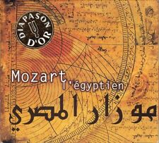 Mozart L'Egyptien - Hughes De Courson -  CD Digipak