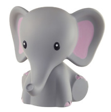MyBaby Elephant Night Light, Childrens Animal Portable and Bedside Night Lamp