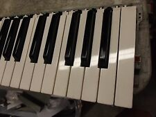 """Korg X3 Synthesizer Keyboard Parts (1) Replacement Key """"D"""" VGC"""