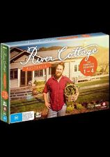 River Cottage Australia the Complete Series 1-4 - Hugh Fearnley NEW R4 DVD