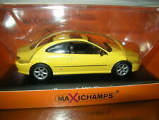 1:43 Maxichamps Peugeot 406 Coupe 1997 yellow/gelb Nr. 940112621 in OVP
