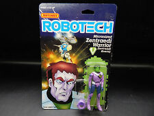 1985 vintage Matchbox Robotech Micronized Zentraedi Warrior Moc sealed Macross !