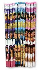 High School Musical Wooden Pencils - 12ct