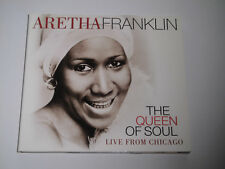 Aretha Franklin - The Queen Of Soul Live From Chicago 1985 CD FREE S&H