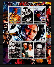 (W 092) Congo 2005 MNH CLINT EASTWOOD actor