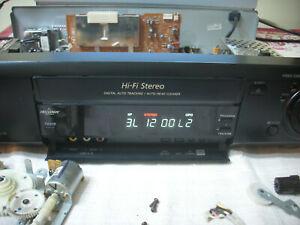 Sony SLV E820 VC VHS videorecorder - CIRCUIT PARTS: DISPLAY ONLY - SLV-E820VC