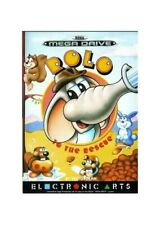 Rolo to the Rescue (Mega Drive) - Game  SSVG The Cheap Fast Free Post
