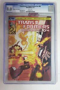 Transformers Regeneration One #86 Retailer Incentive  IDW Comics 2012 0235862013