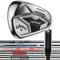New 2019 Callaway Apex 19 Irons (6-PW) - Pick Your Custom Steel Shaft