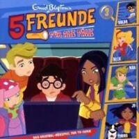 """5 FREUNDE FÜR ALLE FÄLLE """"TEIL 03"""" CD HÖRSPIEL NEU"""
