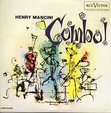 CD Henry MANCINI Soundtrack : Combo !  Mini LP - CARD SLEEVE 12-track CD