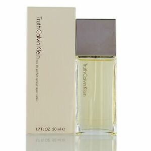 Truth for Women by Calvin Klein 1.7 Oz EDP Spray (NEW IN BOX)