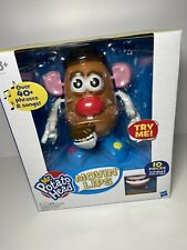 MR POTATO HEAD | Playskool Movin' Lips Electronic Interactive Talking Toy | NEW