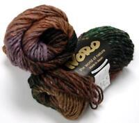40% OFF! 50g Noro KAMA Wool Silk Alpaca Kid Mohair Angora Luxury Yarn Color #6