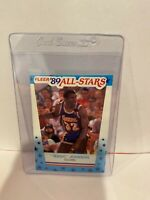 1989 Fleer Sticker Magic Johnson All Star LA Lakers HOF Basketball Card #5