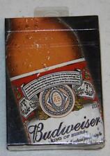 Harbro Bud342 Budweiser Playing Cards Sealed Deck 2007