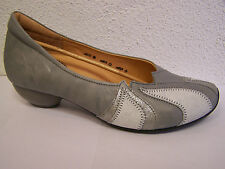 Think! Schuh Modell Aida Pumps stahl / kombi, capra rustico