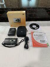 Canon PowerShot A2300 16.0MP Digital Camera Bundle - Black