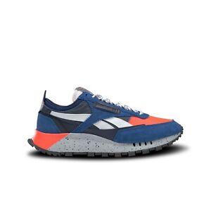 Reebok Classic Leather Legacy (collegiate royal/orange flare) Men Shoes GV7731