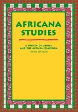 Africana Studies : A Survey of Africa and the African Diaspora by Marion Azevedo