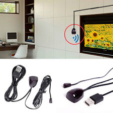 IR Remote Control Receiver Extender Repeater Emitter USB Infrared Adapter New