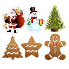 Pick and Mix Bunting Garland Wall Christmas Tree or Fireplace Decoration 99p e.a