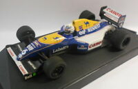 Onyx 1/43 Scale - 120 WILLIAMS RENAULT FW14 RICCARDO PATRESE