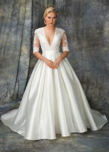 Aspire ''Rashida'' wedding dress UK 16 - check measurements