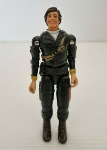 """The A-Team Soldiers Of Fortune 3 1/4"""" Face Action Figure by Galoob 1983"""