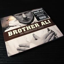 Brother Ali - The Undisputed Truth USA Limited Edition CD+DVD #0907A