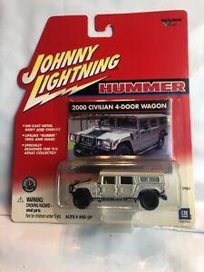 (O) 2000 CIVILIAN 4-DOOR WAGON HUMMER  Pewter