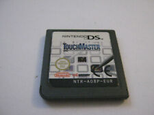 Touch Master ds game only